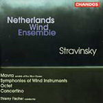 Stravinsky: Mavra & Chamber Works (CD)