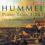 Hummel: Piano Trios (CD)