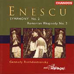 Enescu: Orchestral Works, Vol. 2 (CD)