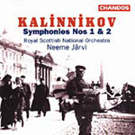 Kalinnikov: Symphonies Nos 1 and 2 (CD)