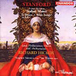 Stanford: Vocal Works (CD)