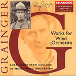 Grainger Edition, Vol. 4 - Works for Wind Band 1 (CD)