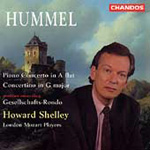 Hummel: Works for Piano & Orchestra (CD)