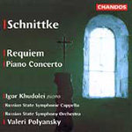 Schnittke: Requiem/Piano Concerto (CD)