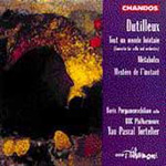 Dutilleux: Orchestral Works (CD)