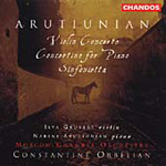 Arutiunian: Orchestral Works (CD)