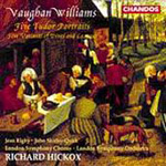 Vaughan Williams: Tudor Portraits; Variants of Dives & Lazarus (CD)