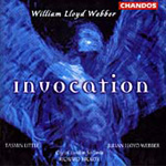 William Lloyd Webber: Vocal & Orchestral Works (CD)