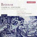 Britten: Choral Edition, Vol. 2 (CD)
