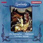 Zemlinsky: Orchestral Works (CD)