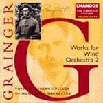 Grainger Edition, Vol. 8 - Works for Wind Band 2 (CD)
