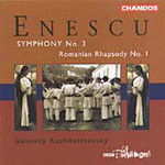 Enescu: Orchestral Works, Vol. 3 (CD)