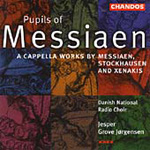 Pupils of Messiaen - Messiaen/Stockhausen/Xenakis (CD)
