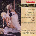 Vaughan Williams: Symphony No 5; Orchestral Works (CD)