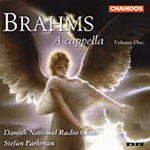 Brahms: A Cappella, Vol 1 (CD)