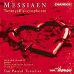 Messiaen: Turangalîla Symphony (CD)