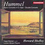 Hummel: Pf Conc No 4; Double Concerto (CD)