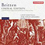 Britten: Choral Edition, Vol 3 (CD)