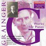 Grainger Edition, Vol 10 - Works for Pianos (CD)