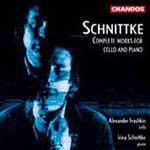 Schnittke: Complete Works for Cello & Piano (CD)