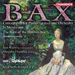 Bax: Orchestral & Vocal Works (CD)