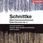 Schnittke: Cello Concerto 2 (CD)