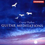 Meditations - Works for Guitar (CD)