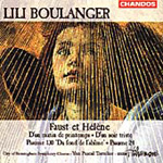 L Boulanger: Vocal & Choral Works (CD)