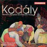 Kodály: Choral Works (CD)
