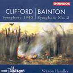 Bainton/Clifford/Gough: Orchestral Works (CD)