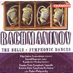 Rachmaninov: The Bells. Symphonic Dances. (CD)