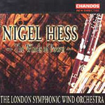 Hess: Winds of Power (CD)