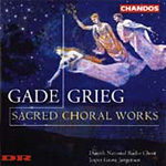 Gade; Grieg: Sacred Choral Works (CD)