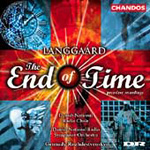 Langgaard: The End of Time (CD)