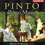 Pinto: Piano Works (CD)