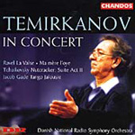 Temirkanov in Concert (CD)