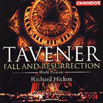Tavener: Fall and Resurrection (CD)
