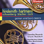 German Wind Band Classics (CD)