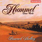 Hummel: Piano Works (CD)