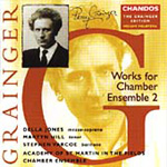 Grainger Edition, Vol. 14 - Chamber Works 2 (CD)