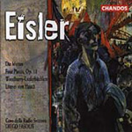 Eisler: Die Mutter etc (CD)