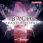 Bach Transcriptions (CD)