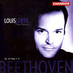 Beethoven: Piano Sonatas 16-18 (CD)