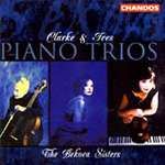 Ives & Clarke: Piano Trios (CD)