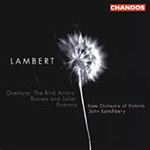 Lambert: Romeo and Juliet & Pomona (CD)