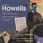 Howells: Piano Concertos 1 & 2 (CD)