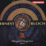 Bloch: Piano Music (CD)