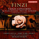 Finzi: Violin Concerto etc. (CD)