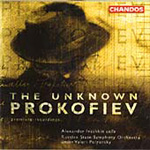 Prokofiev: Cello Concerto & Concertino (CD)