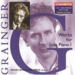 Grainger Edition, Volume 16: Solo Piano Works (CD)